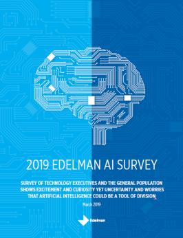 2019 Edelmann AI Survey