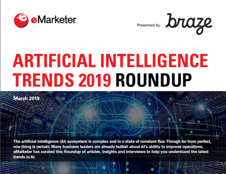 Artificial Intelligence 2019 Roundup
