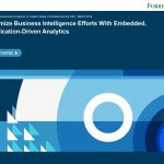 Optimize Business Intelligence Efforts with Embedded, Application-Driven Analytics
