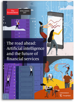 The Economist ThoughtSpot The Road Ahead AI and The Future of Financial Services