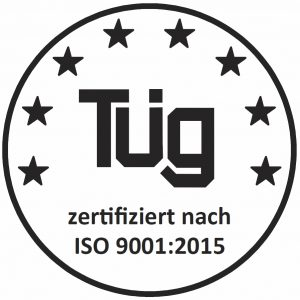 areto zertifiziert_TÜg_ISO_9001_2015