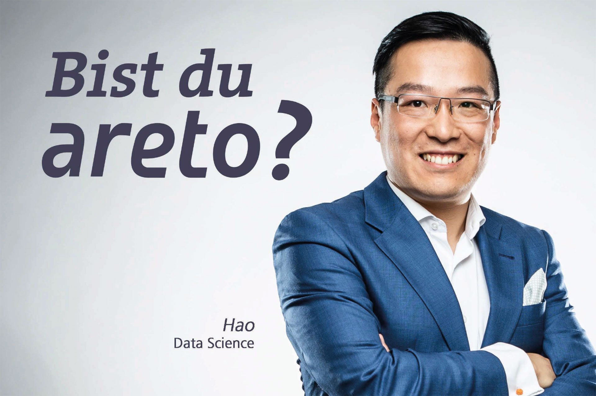 Bist du areto Data Science header