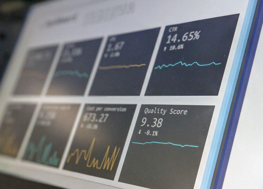 areto Referenz Data Analytics - Aufbau von Tableau Reporting Dashboards Infrastruktur Mitarbeiterschulung