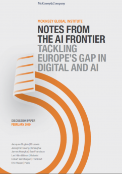 notes from the ai frontier