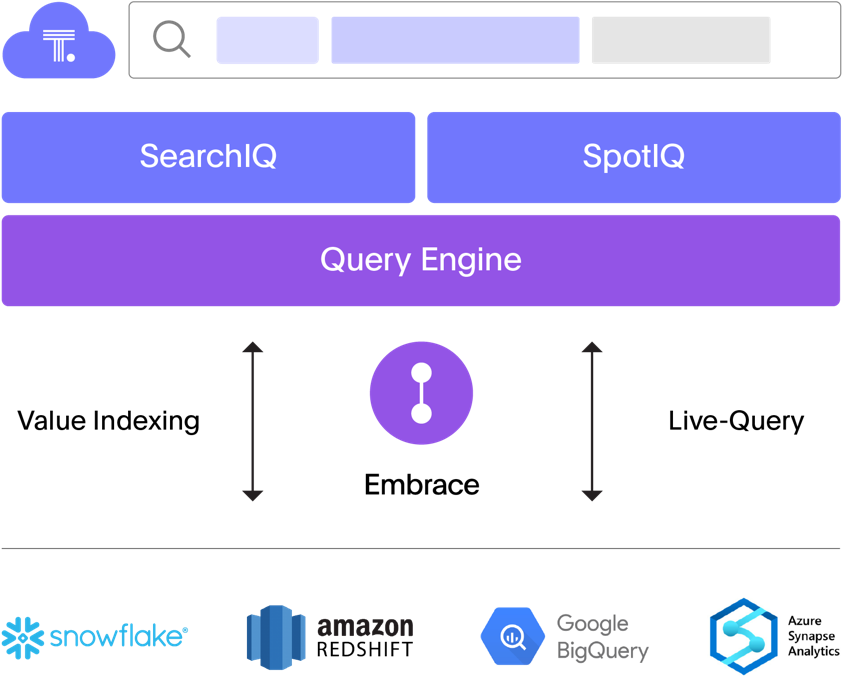 thoughtspot cloud query